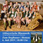 Sommerfest der Oberlinger Musikanten