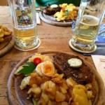 Drahdewixpfeiferl und Steaks to go